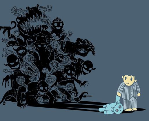 Storie di paura - Storie di letto ...